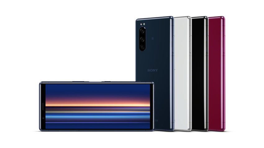 Sony Mobile「輕」旗艦 Xperia 5 機身變小變輕但功能與 Xperia 1 同樣強悍..
