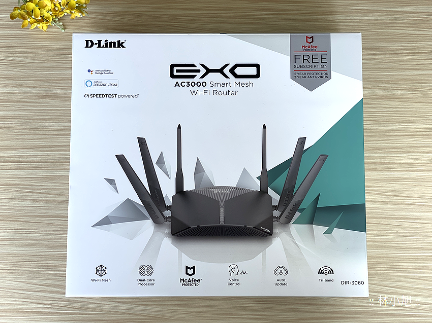 D-Link 友訊 DIR-3060 旗艦款 AC3000 Wi-Fi Mesh 無線路由器開箱 (ifans 林小旭) (1).png