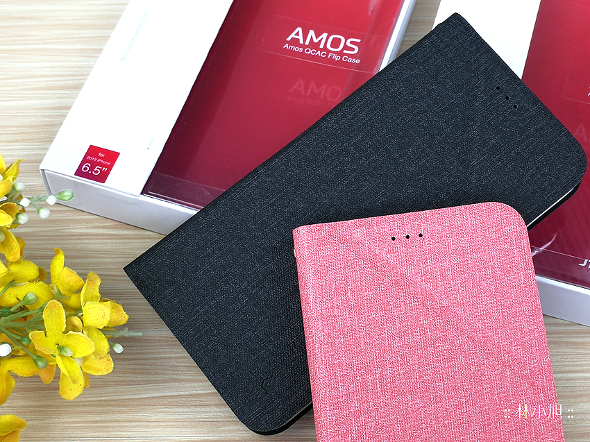 這掀蓋皮套不錯唷!JTLEGEND Amos 相機快取折疊布紋皮套 for iPhone 11 系列開箱