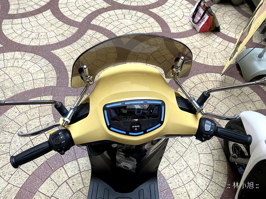 PGO 電動車也來了!摩特動力 PGO Ur1 採用 Gogoro 換電系統,歐風模樣你喜歡嗎?