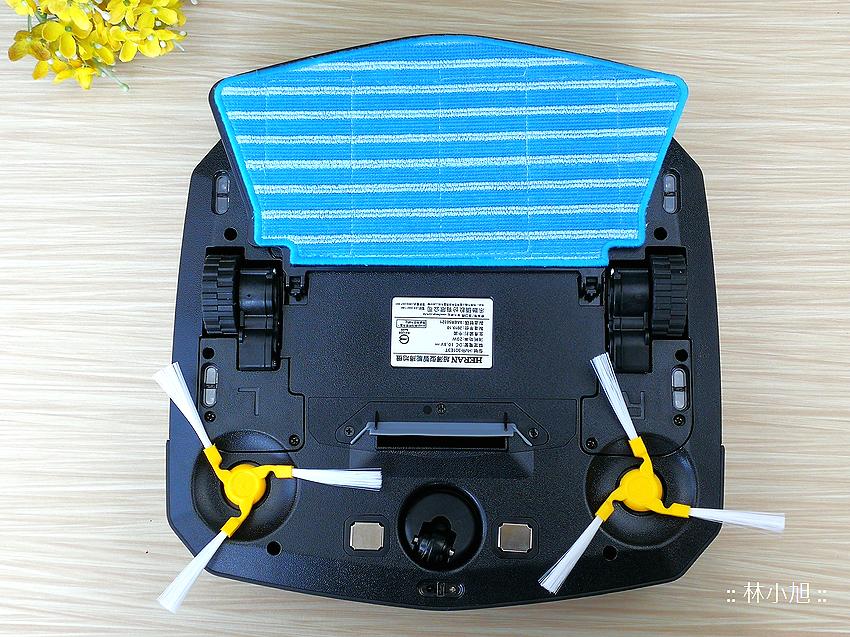 禾聯 HERAN 第二代超薄型智能掃地機(HVR-301E3T) 開箱 (ifans 林小旭) (32).png