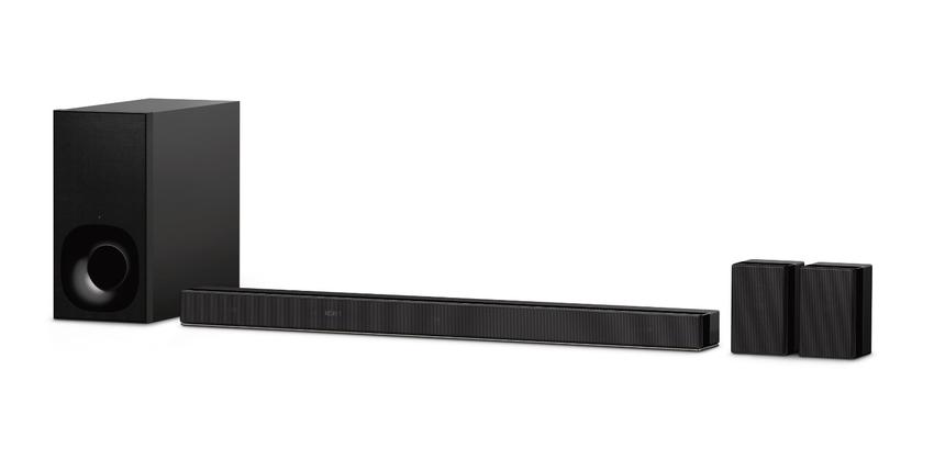 圖7) HT-Z9F配備專屬無線後環繞揚聲器SA-Z9R,可實現具有實體後置環繞的5.1聲道音響效果。.png