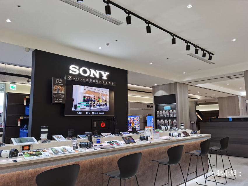 Sony Store 旗艦直營店在台北信義區遠百八樓 (ifans 林小旭) (15).png