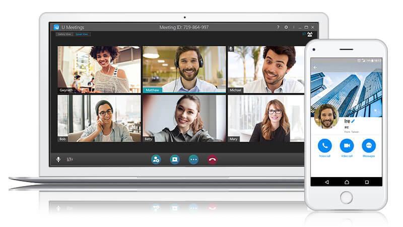 訊連科技「U會議」支援手機與電腦平台.png