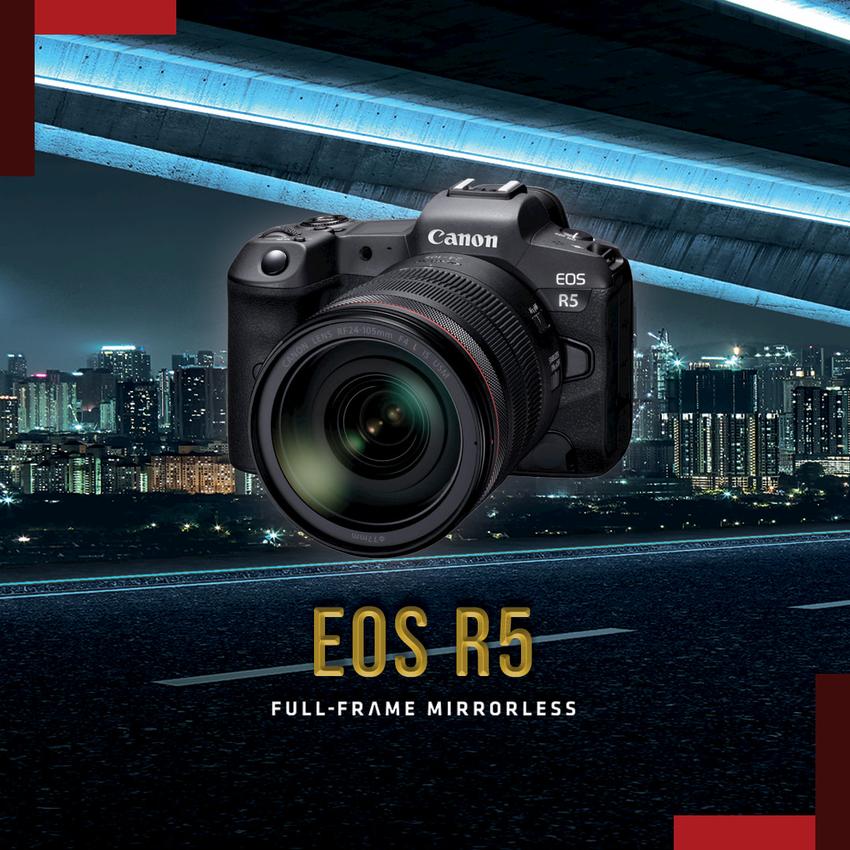 01_Canon 預告全力開發新一 全片幅無反光鏡單眼EOS R5 與多款RF鏡頭 全力強化EOS R系統之陣容。.png