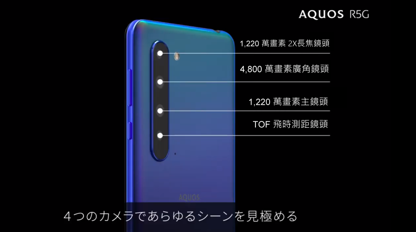 SHARP AQUOS R5G 日系首款 5G 手機 (ifans 林小旭) (8).png