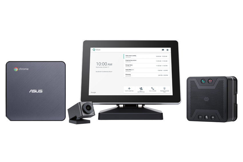 ASUS Handouts Meet hardware kit套組內容包含:ASUS Chromebox 3迷你電腦、觸控螢幕、4K UHD網路攝影機及高品質揚聲器麥克風。.png