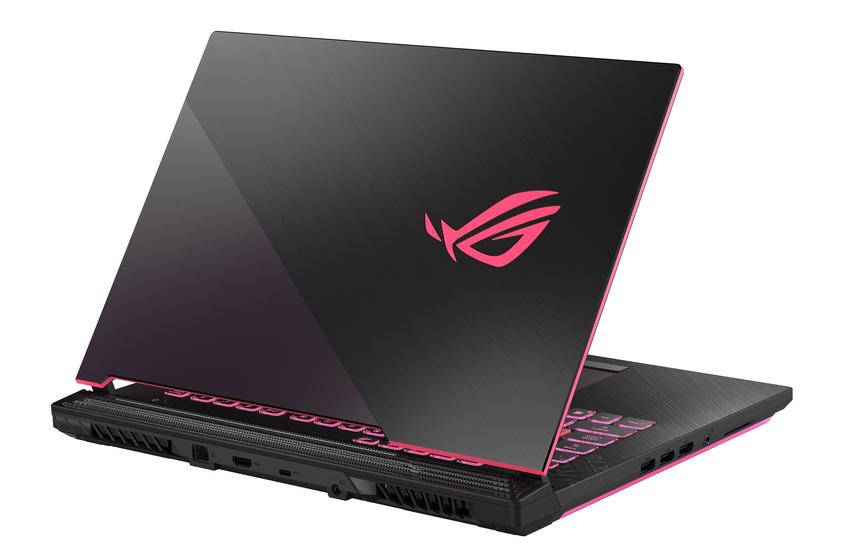 ROG Strix G15推出電馭粉的潮流外型,另有其他配色、規格與外型,為入門玩家的電競筆電首選。.png