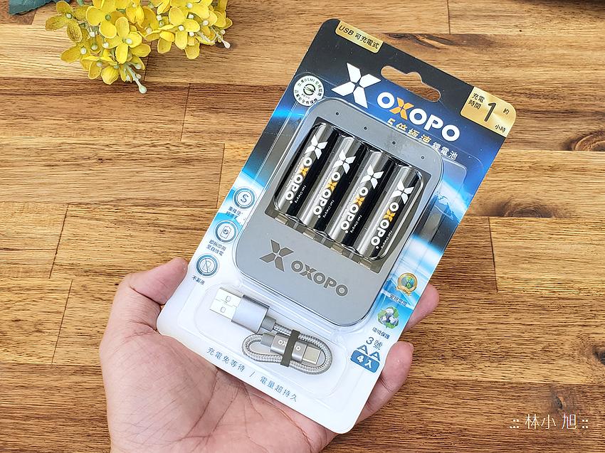 艾德 OXOPO XS系列快速充電電池開箱 (ifans 林小旭) (2).png