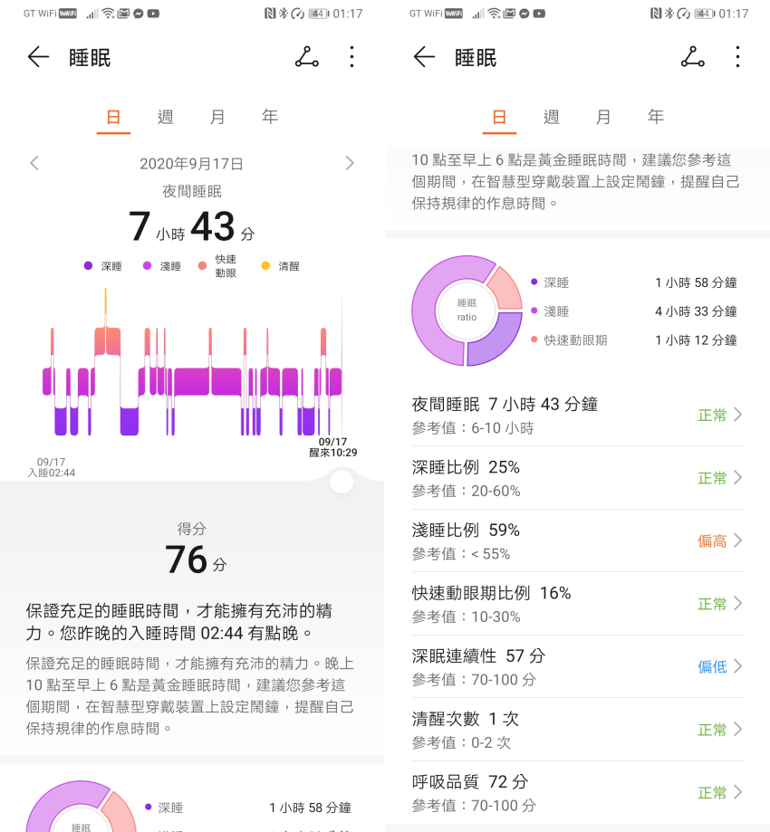 HUAWEI WATCH FIT 智慧手錶畫面 (ifans 林小旭) (14).png