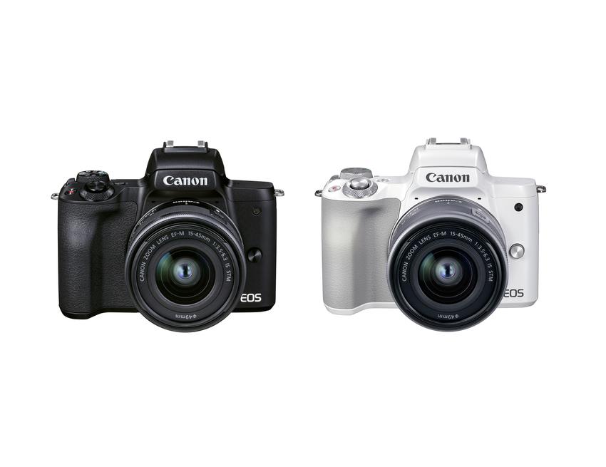 (01) Canon EOS M50 Mark II 新機開賣,有神秘黑及典雅白二色可供選擇.png