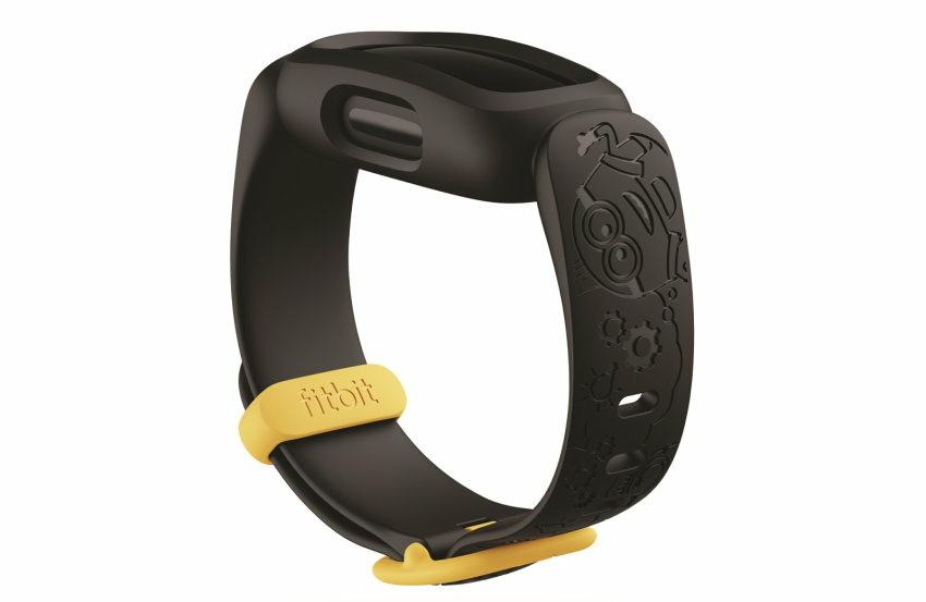 圖四(02) :Fitbit Ace 3 成為全球首款與小小兵聯名的兒童智慧手環產品.jpg