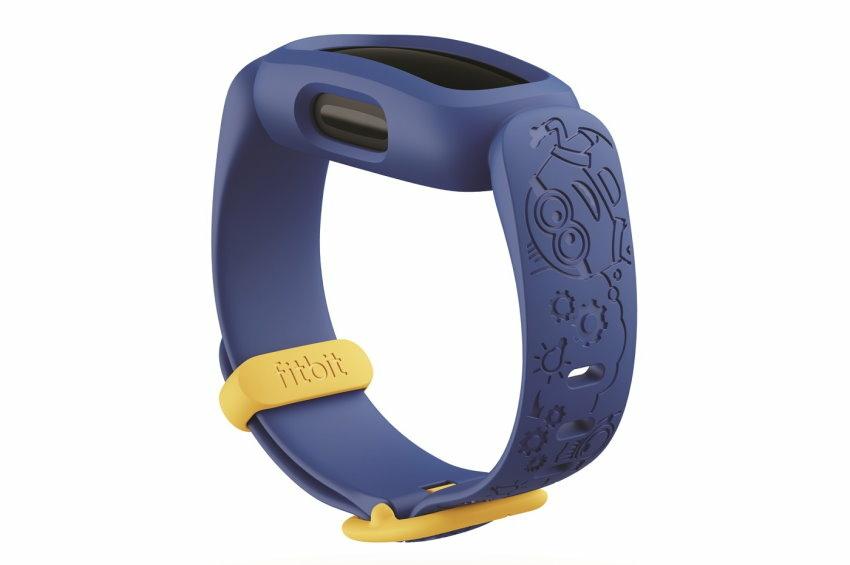 圖三(01):Fitbit Ace 3 的動畫角色錶面,會隨著每日活動達成度而有所變化成長,讓運動變得更加有趣.jpg