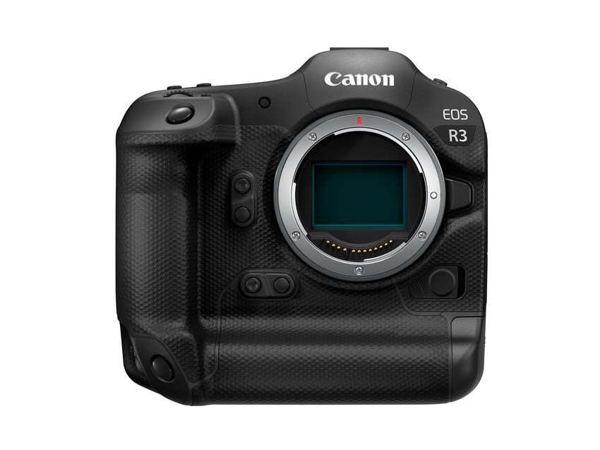 圖1. Canon 正在開發中的全新旗艦全片幅無反光鏡相機 EOS R3 搭載全新影像感測器與處理器 適合需要高度追蹤移動主體的專業攝影師及攝影....png
