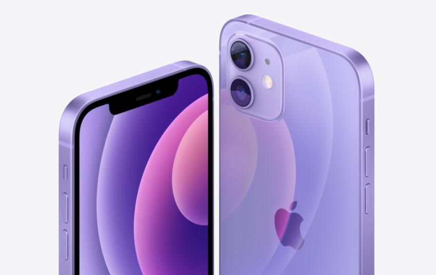 蘋果宣佈 iPhone 12 系列推出「紫色」版本 (5).png