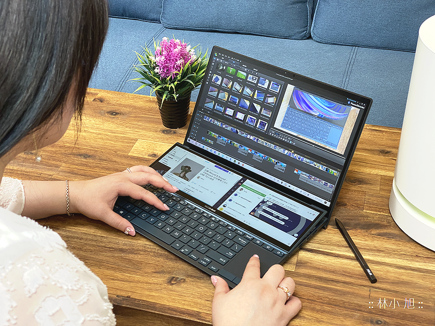 ASUS ZenBook Duo (UX482) 筆記型電腦開箱 (ifans 林小旭) (44).png