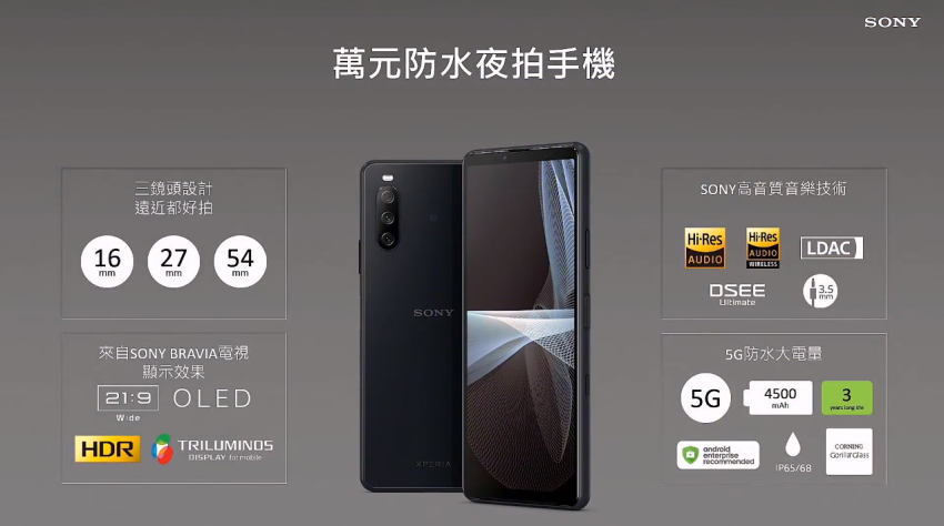Sony Xperia 10 III 台灣發表 (ifans 林小旭) (17).png