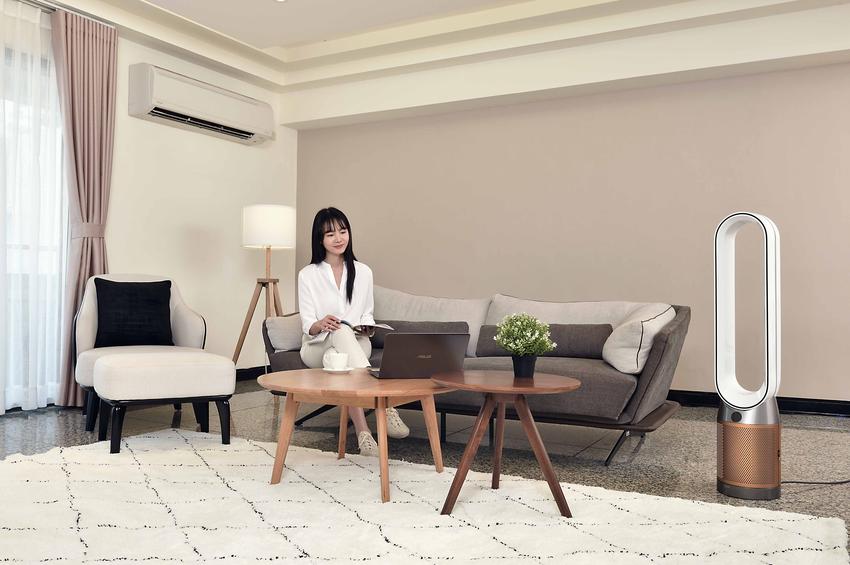 【圖2-2】Dyson Purifier Cool二合一空氣清淨機TP09安靜程度提高20%,在家工作也能享受寧靜舒適的居家環境.png