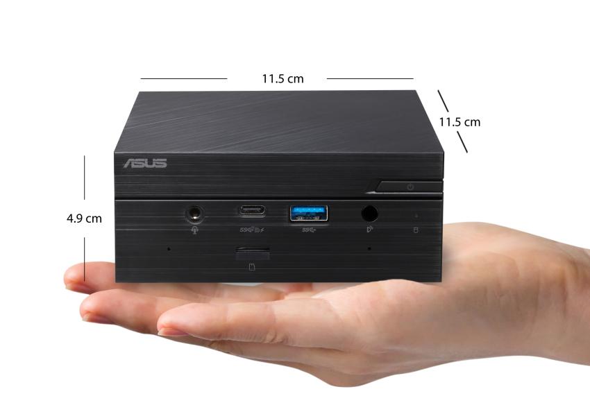 ASUS Mini PC PN51精巧高效,可支援8K UHD畫面或同時連接四台4K 60 Hz螢幕。.png