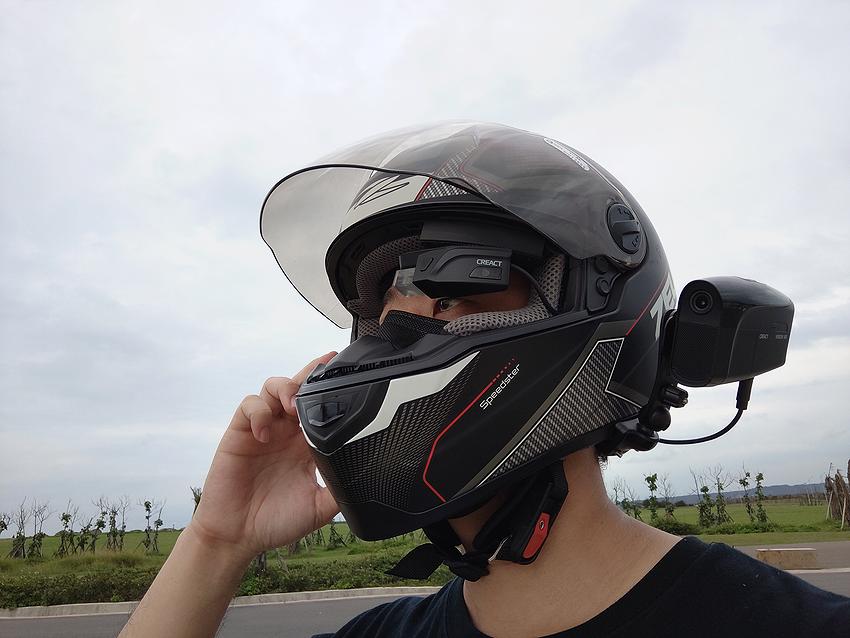 CREACT Vision 180 雙鏡頭機車行車導航紀錄器開箱 (ifans 林小旭) (35).png