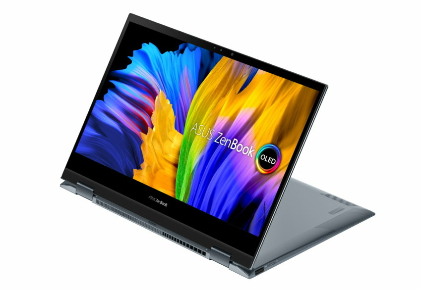 ASUS ZenBook Flip 13 OLED(UX363)通過德國萊因與SGS雙重護眼認證,螢幕大幅過濾藍光,加倍守護視力。.jpg