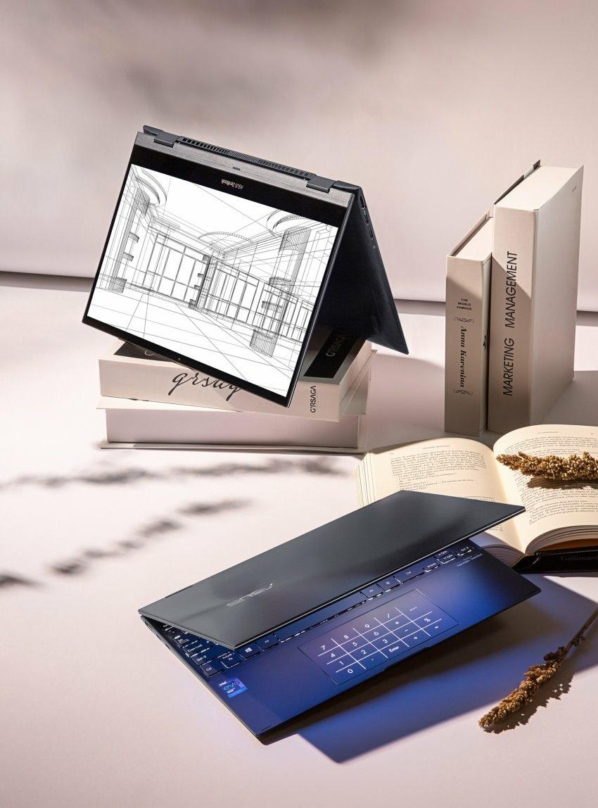 ASUS ZenBook Flip 13 OLED(UX363)翻轉無限可能 隨時跟上多變節奏。.jpg