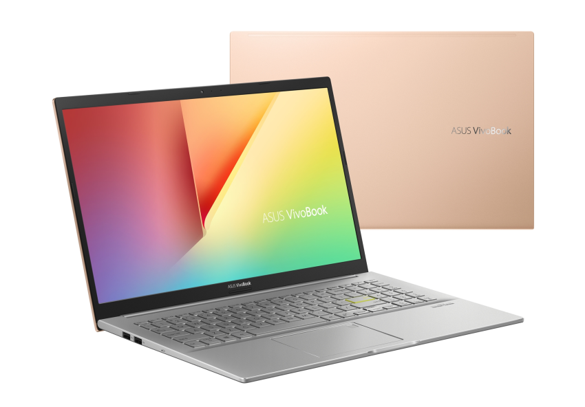 ASUS VivoBook S15(S513)配備FHD窄邊框螢幕及廣視角技術,觀看體驗優異。.png