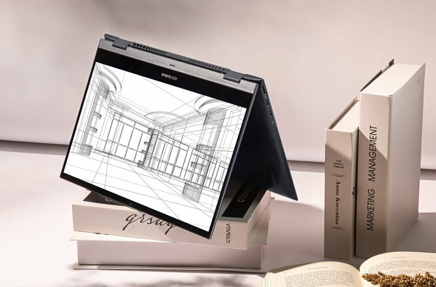 ASUS ZenBook Flip 13 OLED(UX363)翻轉無限可能 隨時跟上多變節奏-1.jpg