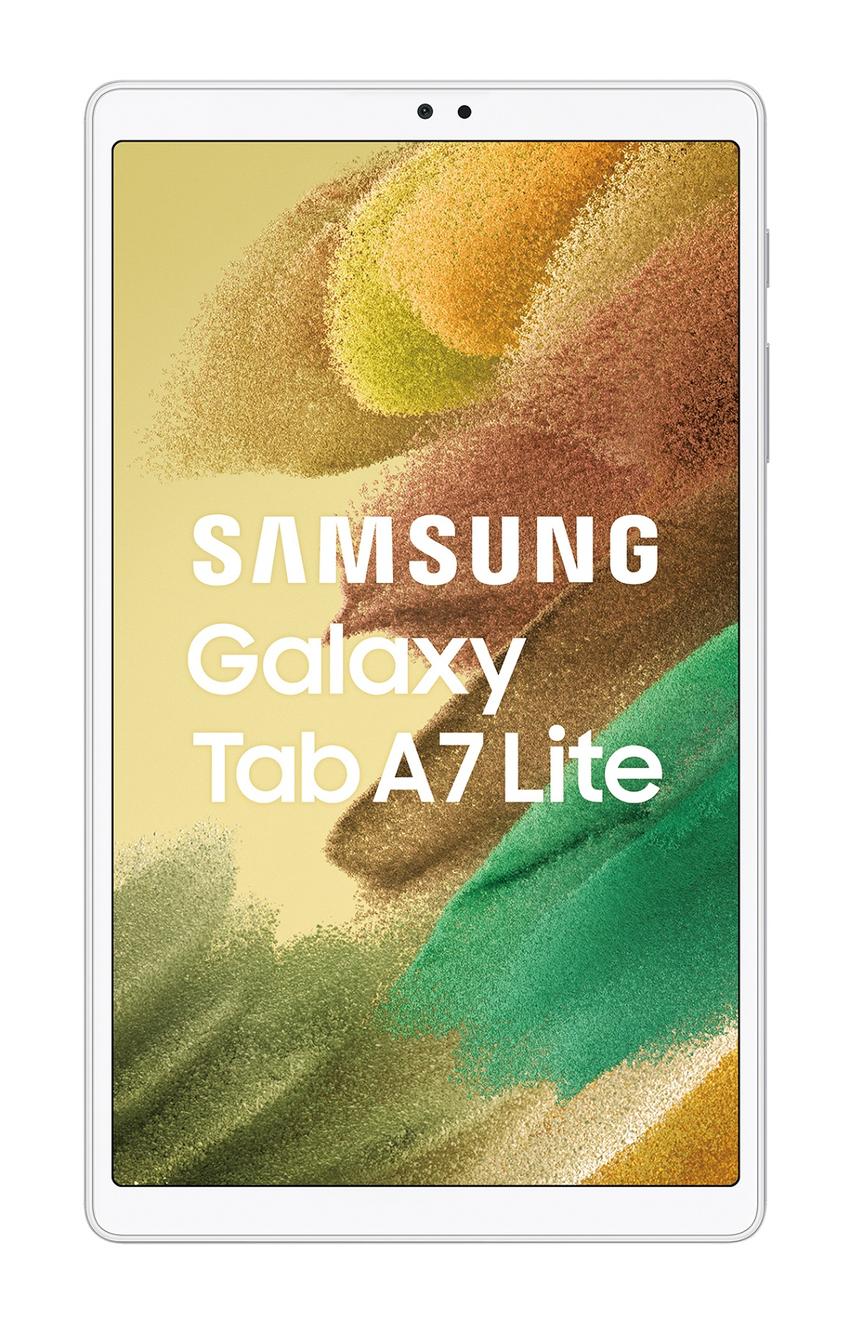 【新聞照片8】Galaxy Tab A7 Lite_銀_正面.png