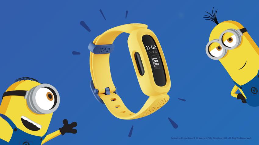 圖一:Fitbit與環球影城照明娛樂工作室攜手推出Fitbit Ace 3小小兵特別版,透過深受孩子們喜愛的小小兵以饒富趣味的方式鼓勵學童養成健....png