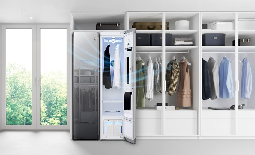 01 - LG 完美居家守護方案,由 styler 蒸氣電子衣櫥、TWINWash 雙能洗洗衣機、免曬衣乾衣機等產品打造出全方位衣物護理專家,護衣、洗衣、乾衣一次到位。.png