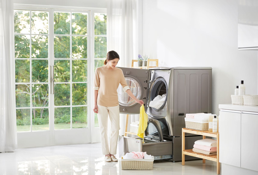 02 - LG TWINWash 雙能洗洗衣機獨創雙能洗技術,搭配蒸氣洗衣技術及溫熱水洗,深層洗淨的同時,也為消費者節省分批洗滌的時間,打造節能健康生活。.png