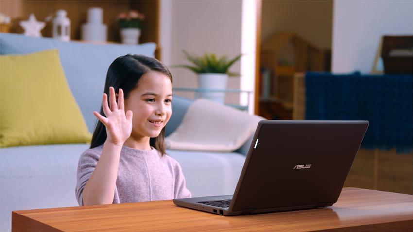 華碩緊急調度多款筆記型電腦支援市場需求,以抗菌材質打造的學習筆電ASUS BR1100新品登場。.png