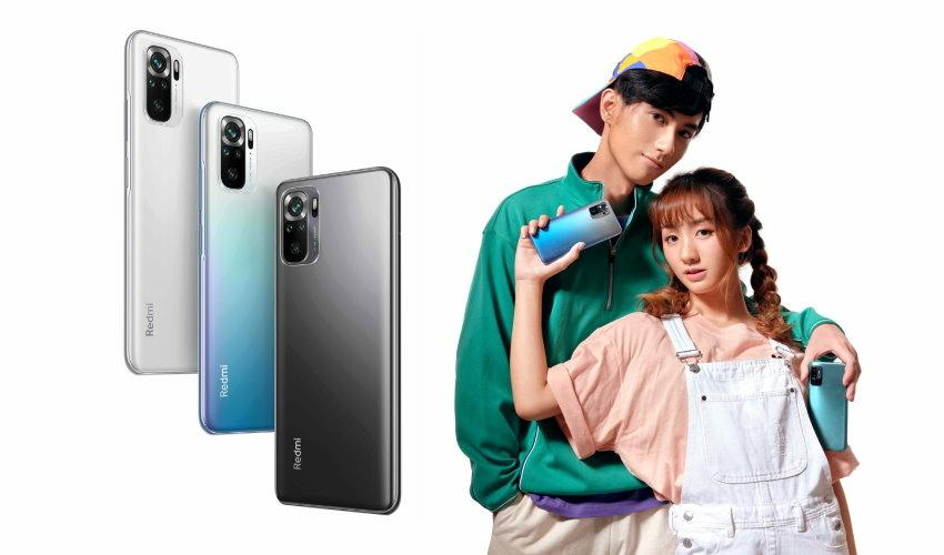 小米台灣今(24)日宣布推出同容量5G手機市場的破壞之王「Redmi Note 10 5G」,強勢帶領5G市場普及化,讓消費者無痛升5G.jpg