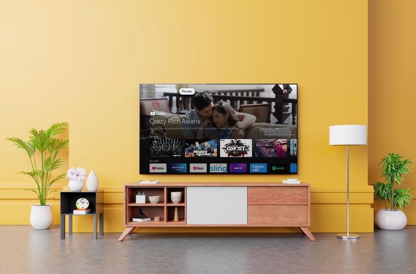 圖7) Sony BRAVIA XR系列支援最新Goolge TV,全新介面更貼近使用者觀看習慣;擁有目前智慧電視系統中最豐富的應用程式資源,支援中文語音搜尋,只要開口就能快速查找喜愛的影音內容。.png