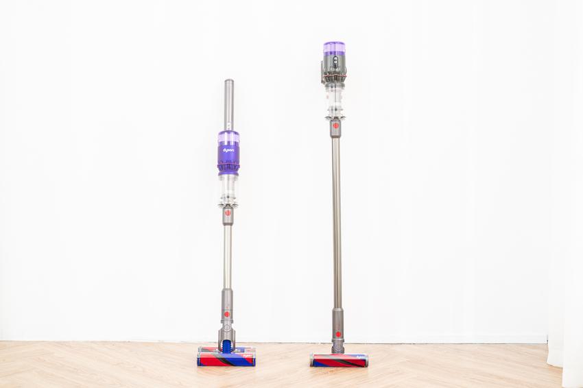 【圖1】Dyson 今(30)日在台發表全新 Dyson Omni-glide_(左)與 Dyson Micro 1.5kg_(右)系列無線吸塵....png