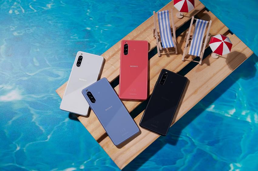 圖說、Sony Mobile 萬元防水夜拍機Xperia 10 III 今夏最繽紛亮眼的手機選擇!.png