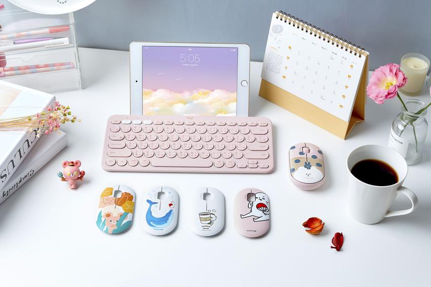 圖說03:Logitech羅技為消費者提供最美好的產品體驗,無論在辦公、外出、休閒時都能擁有愛不釋手的夢幻時光。.png