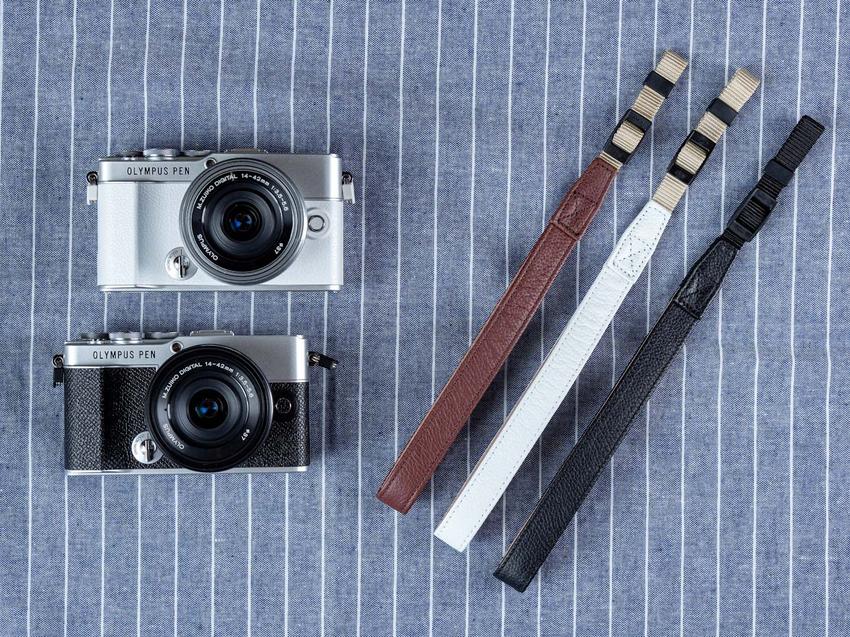 E-P7獨家上市首購禮,回函贈送原廠電池與時尚真皮腕帶(顏色隨機贈送).png