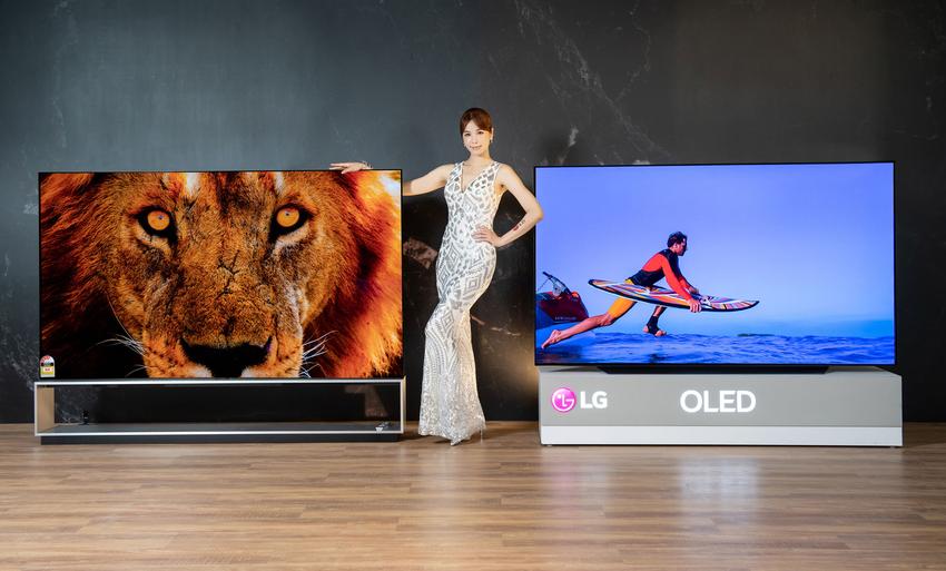 2021 LG OLED evo創視際以先進的 OLED 自體發光技術,結合 AI 科技、嶄新規格、智慧串聯及絕美輕薄外型,賦予電視全新意涵,豐富對「視」界的想像。.png