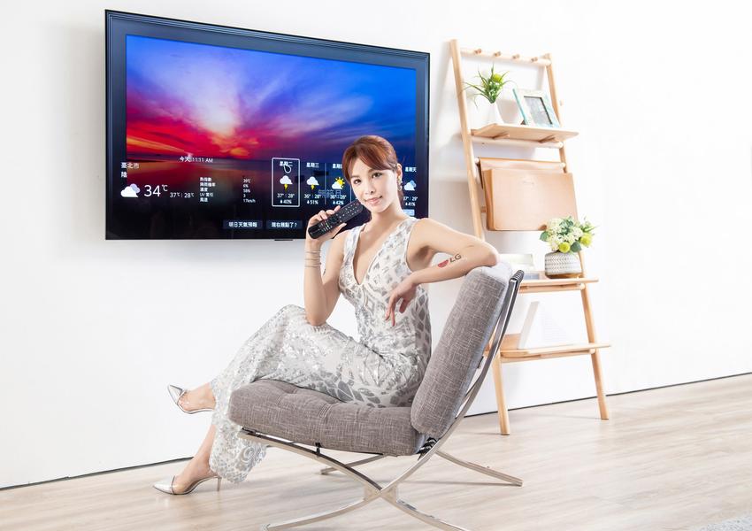 領先業界的 LG ThinQ 智慧家庭連網技術,以 LG ThinQ App 串聯,全方位操控 LG WiFi物聯網家電,搭配全新 AI 語音滑鼠遙控器聲控操作,輕鬆享受家電串聯的便利生活,實現智慧家庭生活藍圖。.png