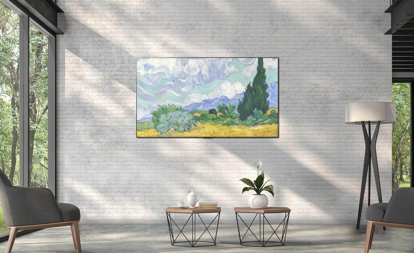 G1 零間隙壁掛設計採用,全新次世代 OLED 面板材質、結構、技術全面升級,外型纖薄絕美、完美貼合牆面,演繹時尚居家美學,享受視覺雙震撼。.png