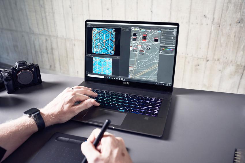 03_Creator Z16採用1610黃金比例的螢幕設計,搭配True Pixel顯示技術能為創作者與設計師提供最精準且鮮明的色彩 (2).png