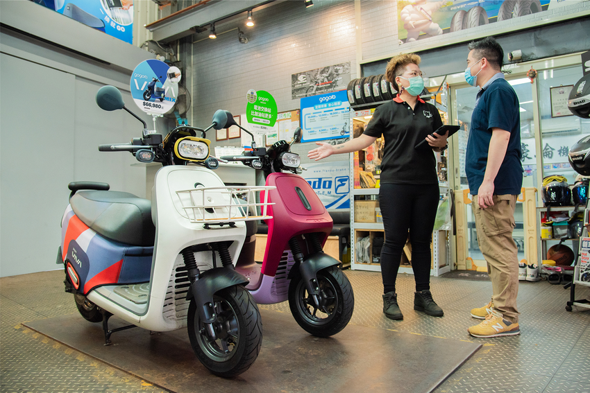 Gogoro 協助機車行升級轉型 打造智慧電動機車一站式展示、銷售、維修、保養服務 (2).png