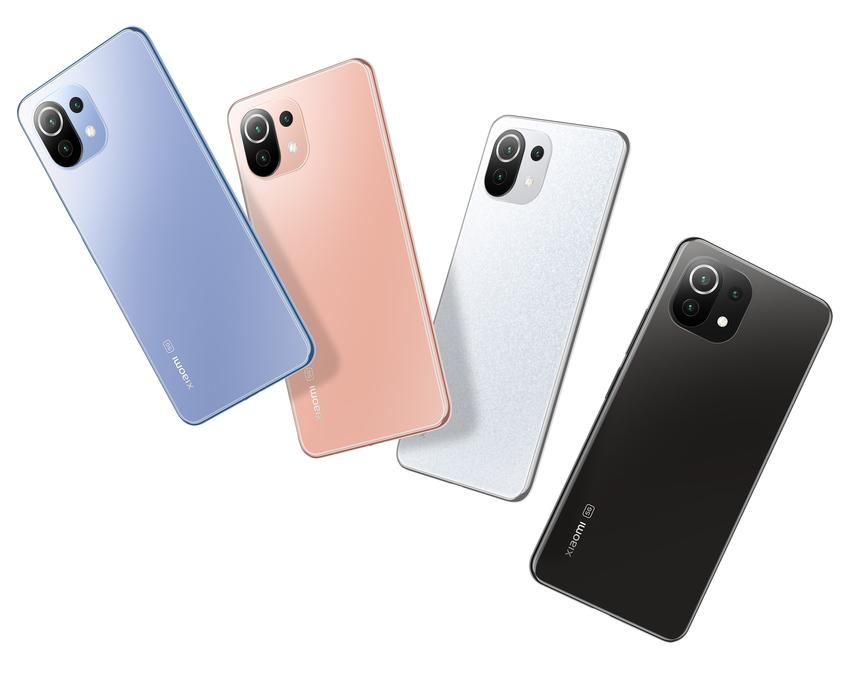 Xiaomi 11 Lite 5G NE 好評改版,全面輕襲用戶的時尚領域.png