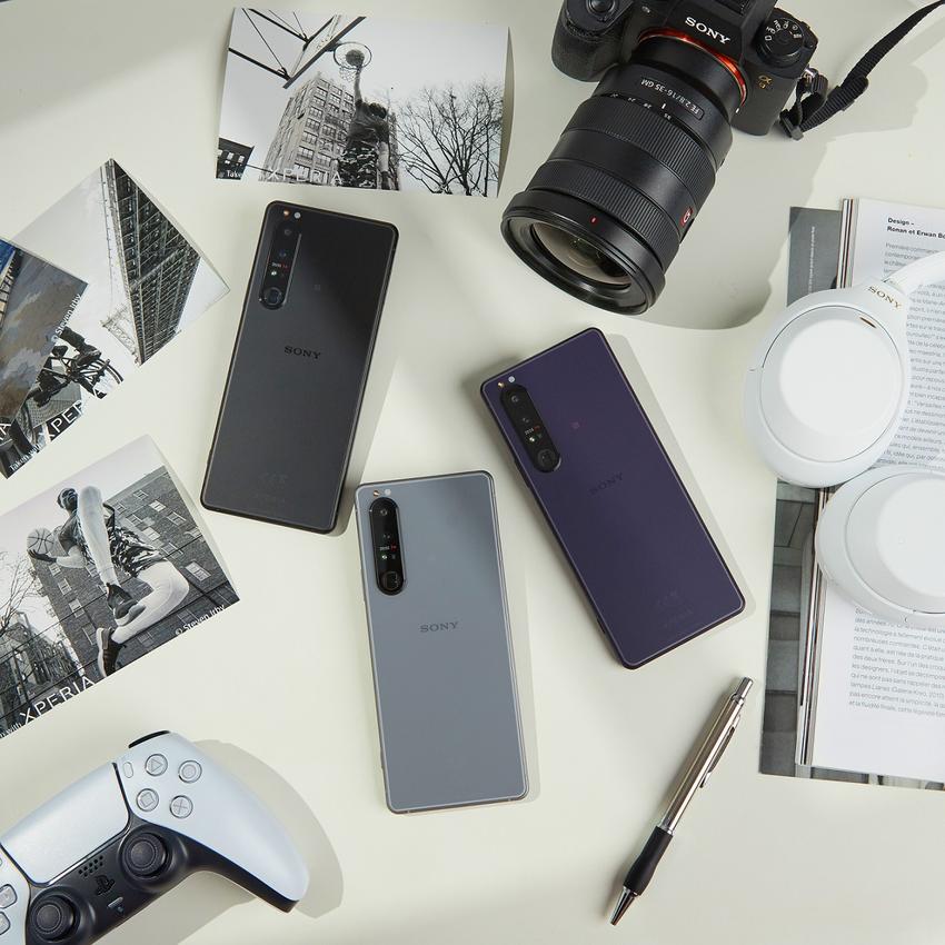 圖說三、Xperia 1 III共有消光黑、消光灰、消光紫三款質感選色,參考建議售價NT$36,990元或NT$39,990元.png