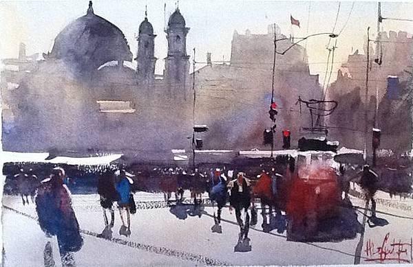 Castagnet-Istambul