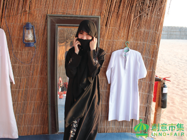 杜拜的治安和服裝穿著注意