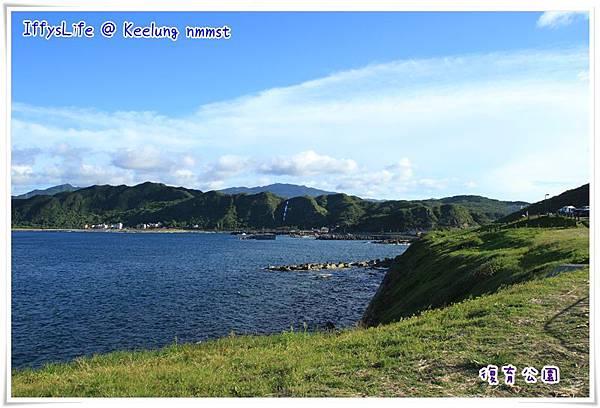 從環保復育公園眺望濱海公路