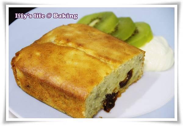 香蕉桂圓蛋糕 (2).JPG